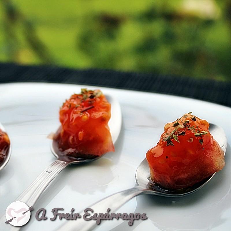 Cómo pelar y aprovechar tomates al máximo