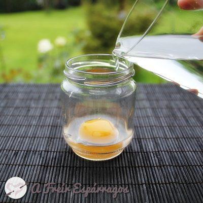 Cómo conservar yemas de huevo