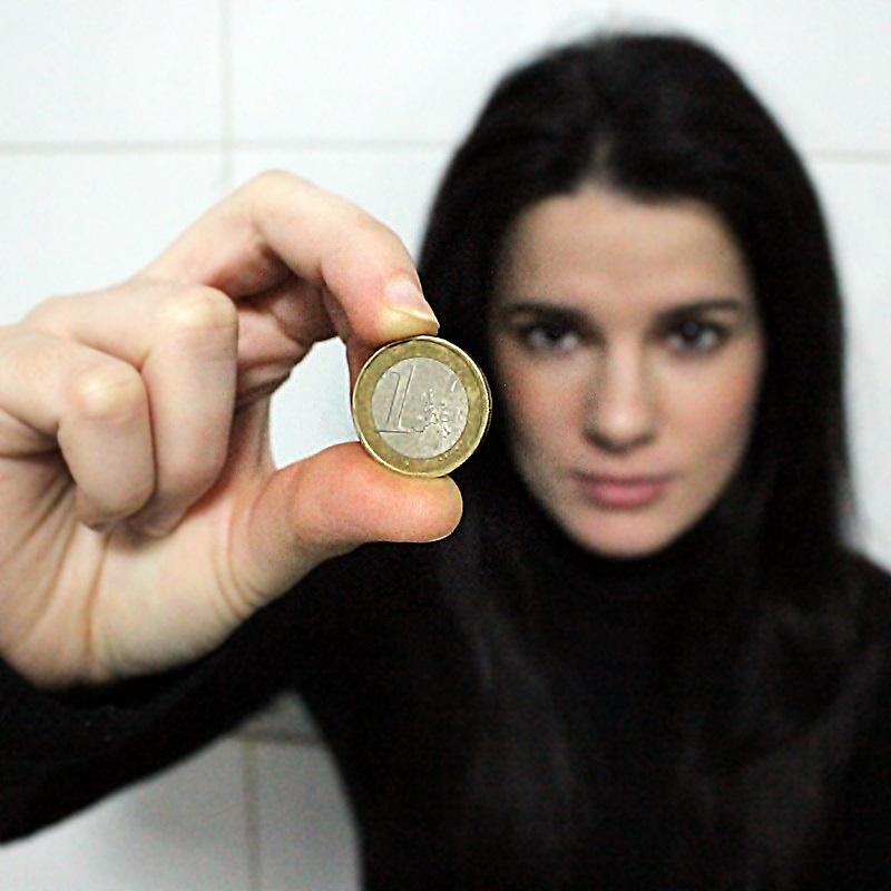 1€ = 1 día de vida