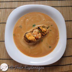 Sopa de marisco 21