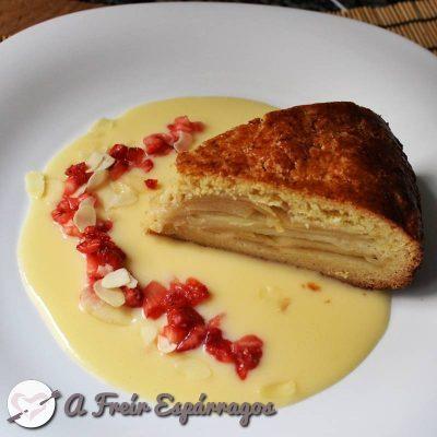 Pommé breton (pastel de manzana)