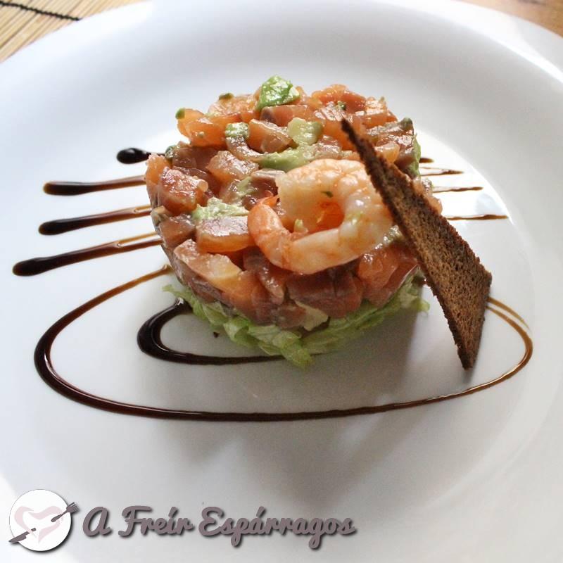 Decoraci n de platos a fre r esp rragos for Decoracion de platos gourmet pdf