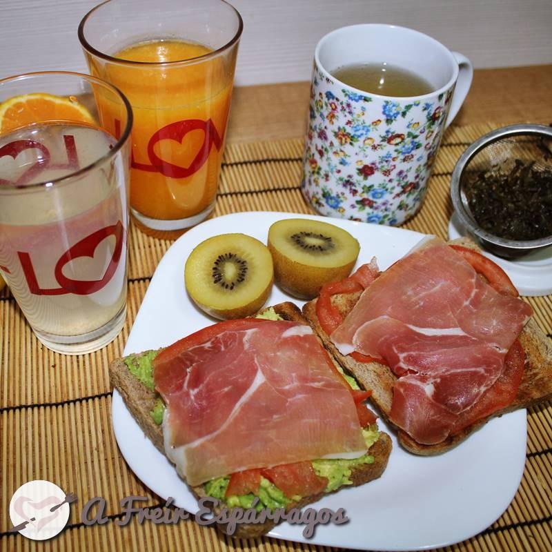 Desayuno saludable 1