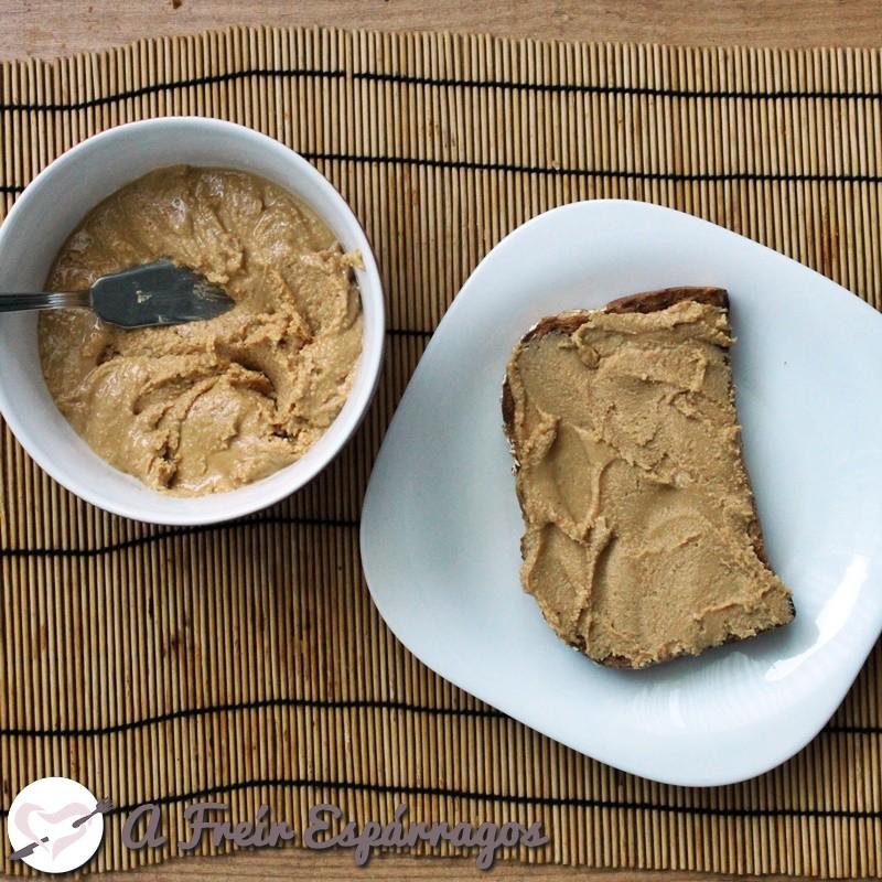 Cómo hacer mantequilla de cacahuete