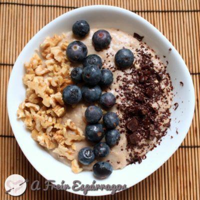5 desayunos saludables y veganos en menos de 10 minutos